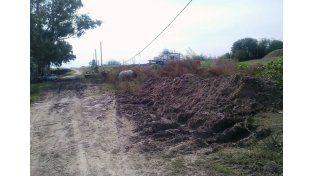 Santo Tomé: luego de un mes, los atmosféricos entraron a la Planta