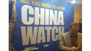 China Watch es preparado por China Daily