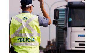 Camionero alcoholizado en rutas santafesinas