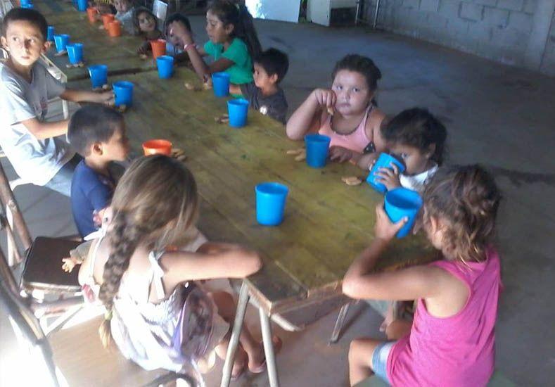 Arroyito Seco pide ayuda para abrir un comedor solidario en Alto Verde