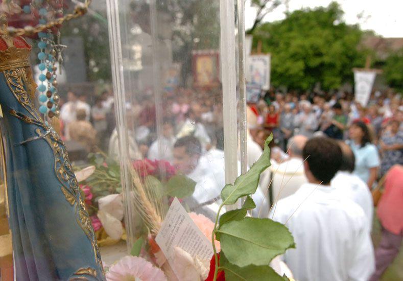 Como en todo el país, Santa Fe celebra el día de Nuestra Señora de Luján