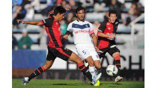 UNO x UNO: los puntajes de los jugadores de Colón tras la derrota