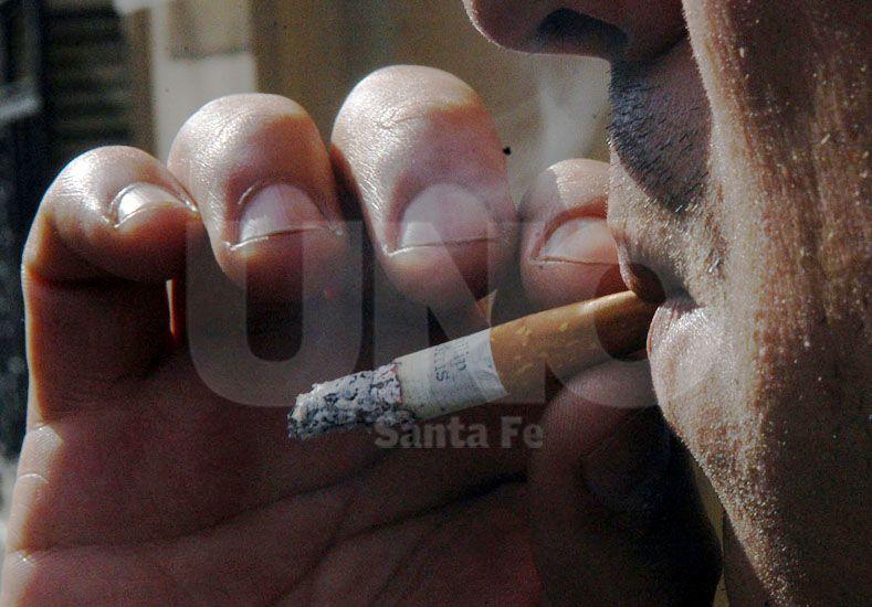 Esencial. Es tener la voluntad para dejar el tabaco y lograr hábitos de vida más saludables. Foto: José Busiemi / UNO Santa Fe