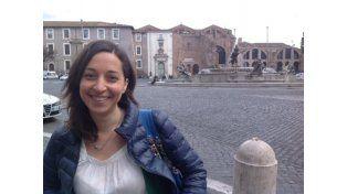 Una santafesina en Italia: Quiero volver a trabajar en Argentina