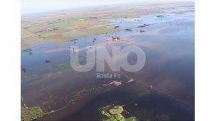 La provincia decretó la emergencia vial ante la destrucción de caminos por las lluvias