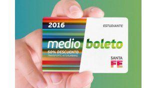 Se extiende la vigencia de la credencial 2015 de Medio Boleto