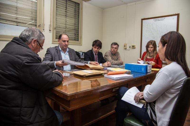 El Municipio licitó la sexta etapa de iluminación del Corredor verde Escalante