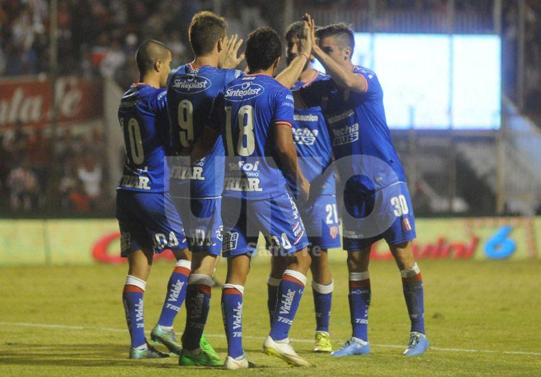 Mirá el puntaje de los jugadores de Unión tras la goleada frente a Argentinos