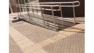 El Concejo avaló la creación de senderos accesibles en veredas de la ciudad