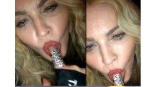 Madonna volvió a la provocación explícita con un video hot