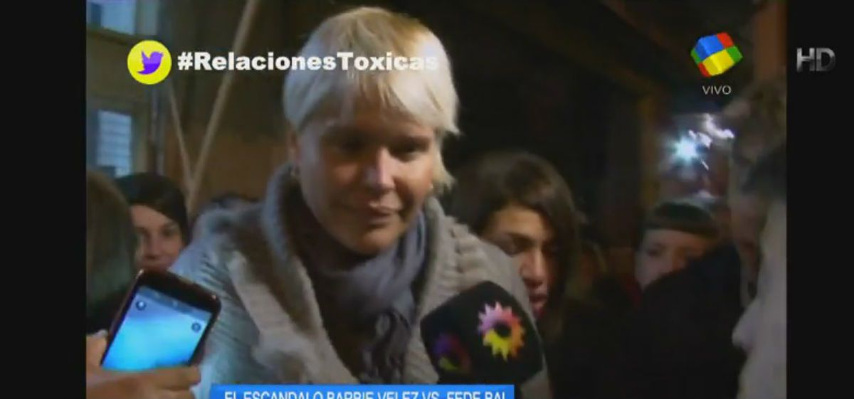Nazarena Vélez: Si hablo va a ser un desastre