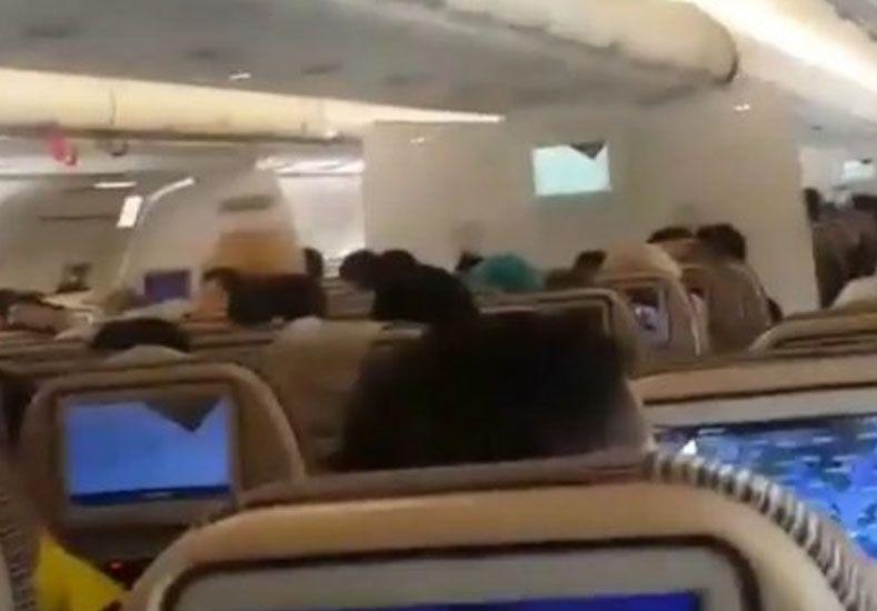 Pánico en el aire: una aterradora turbulencia dejó 31 heridos en un vuelo