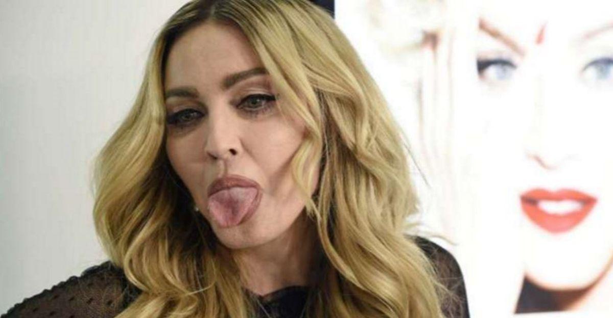 Madonna y su video de sexo oral