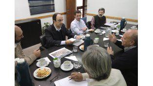 El Municipio y Assa coordinaron acciones para los trabajos de reconstrucción