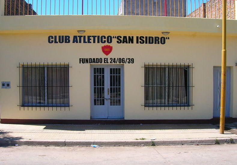 Robaron un club de barrio Candioti Norte