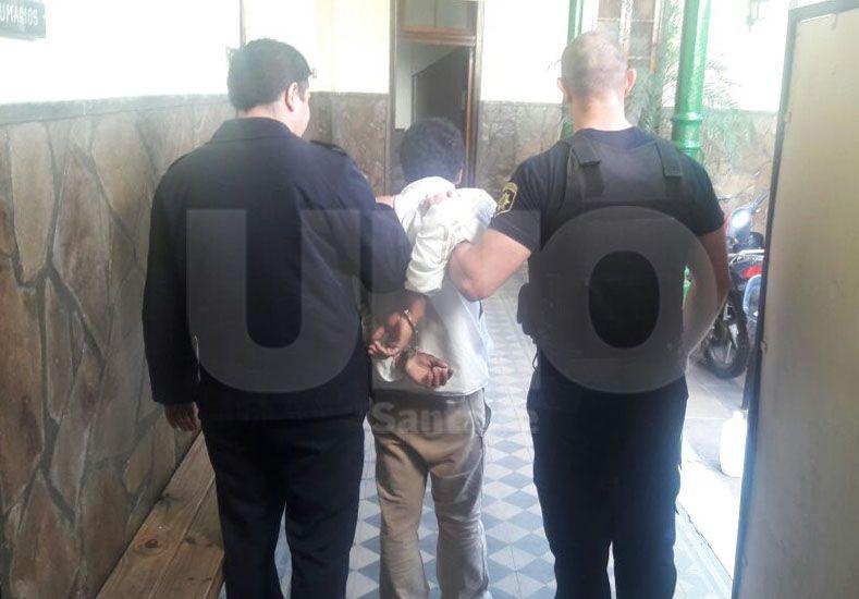 Atrapado. Los policías de la Comisaría 3ª trabajaron hasta dar con el presunto autor del aberrante delito.