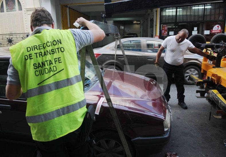 Concejo. Vale recordar que José Corral vetó una ordenanza relacionada con las actualizaciones / Foto: Manuel Testi - Uno Santa Fe