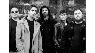 Maduros. La banda es un clásico en esta ciudad y lleva 13 años con un sonido auténtico con una sólida base punk rock.