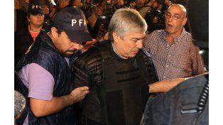 La Justicia rechazó el pedido de excarcelación presentado por Lázaro Báez