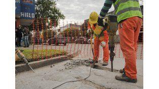 Plan de Bacheo: El Municipio continúa trabajando en las zonas más críticas de la ciudad