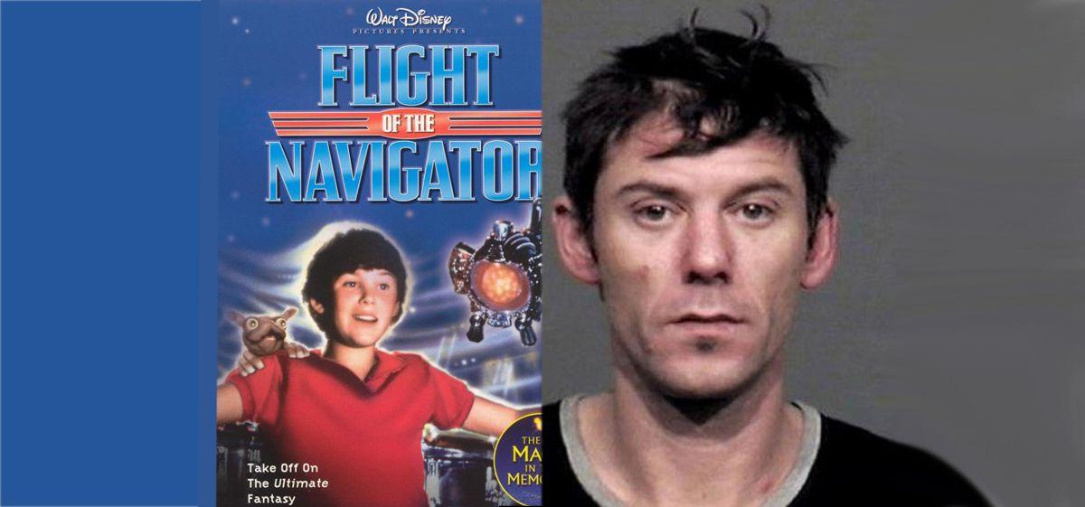 Joey Cramer, ex estrella de Disney, preso por robar un banco
