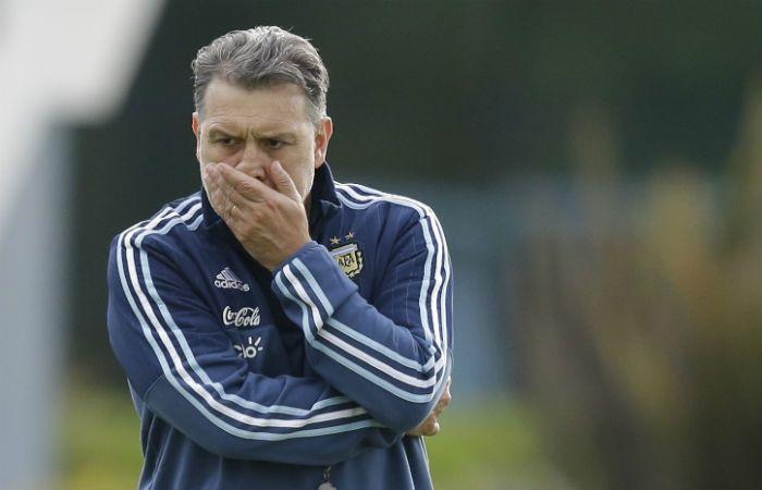 El Tata Martino no incluyó a Icardi en la lista para la Copa América.
