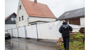 Horror. La casa de Hoexter (Renania del Norte)