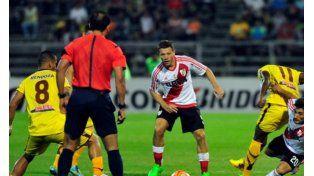 Copa Libertadores: River la tiene difícil