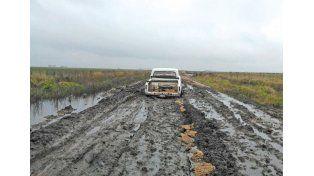 Arreglos. La provincia busca comenzar con la reparación de rutas y caminos la semana próxima / Foto: Gentileza Gobierno de la Provincia de Santa Fe