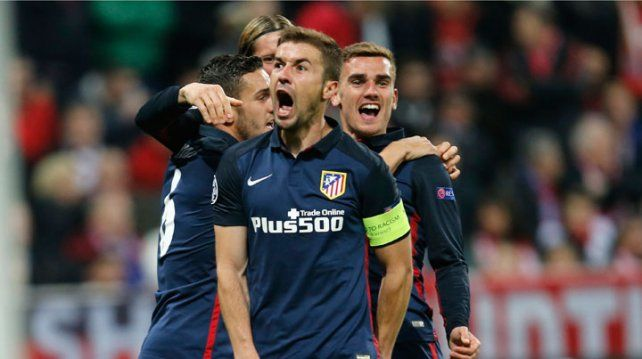 Champions: el Atlético Madrid del Cholo Simeone a la final