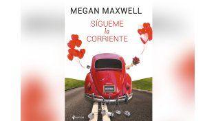 Este miércoles pedí opcional el libro de Megan Maxwell