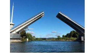 Horror de cálculo: hicieron un puente al revés
