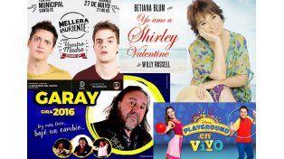 En mayo suscribite a Diario UNO y disfrutá de los mejores espectáculos