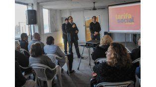 El Municipio promociona la Tarifa Social para los usuarios de gas, electricidad y transporte público
