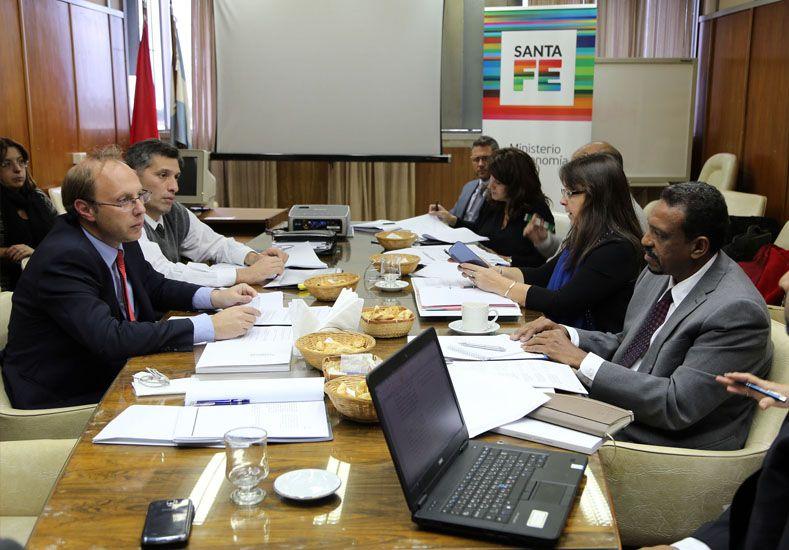 Acueducto Desvío Arijón: avanzan las gestiones del préstamo internacional para acelerar las obras