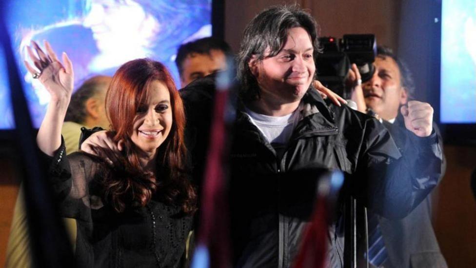 Imputaron a Cristina y Máximo Kirchner
