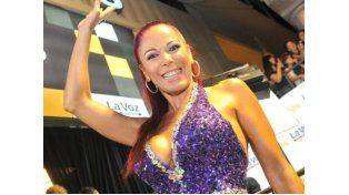 Iliana Calabró habló sobre la doble vida que llevaba el Rossi