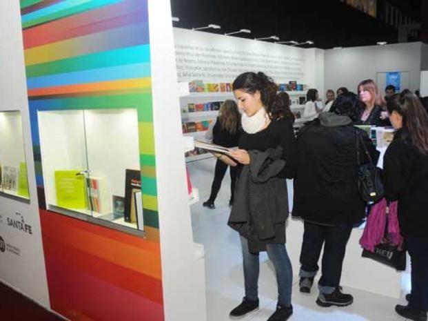La provincia de Santa Fe consolida su presencia en la Feria del Libro