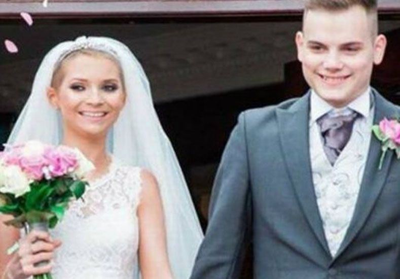 Donan fondos para que una joven con cáncer pueda casarse