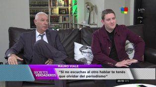 Los Viale: Mauro y Jonatan, con el periodismo en la sangre