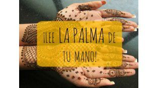 Aprendé a leer la palma de tu mano apra descubrir tu futuro