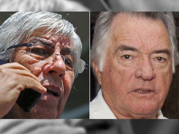 Hugo Moyano y Luis Barrionuevo se cruzaron tras las movilizaciones contra el gobierno nacional.