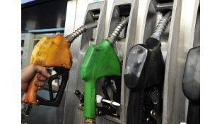 La nafta costará un 10% más a partir de este domingo
