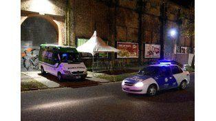 A pesar de los controles, cuatro jóvenes fueron internados tras una fiesta electrónica en Rosario