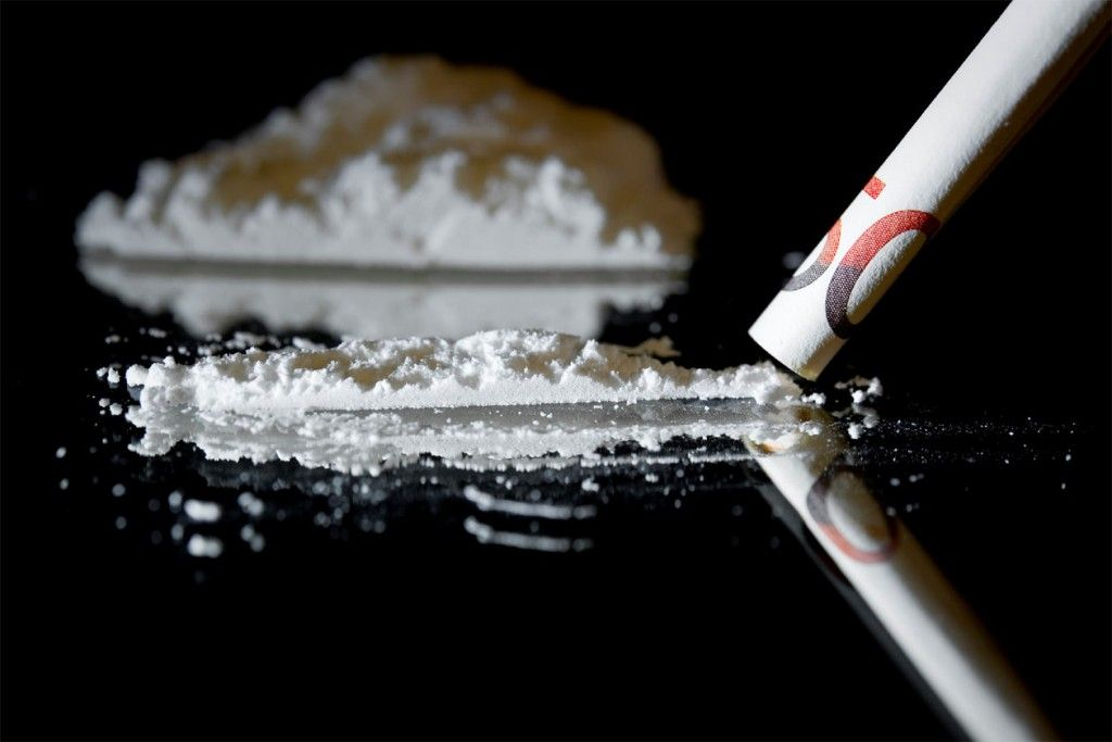 Fue a la comisaría para que la policía compruebe si su cocaína es de buena calidad