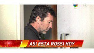 Así está Fabián Rossi, el ex de Iliana Calabró:procesado, más gordo y con aspecto dejado