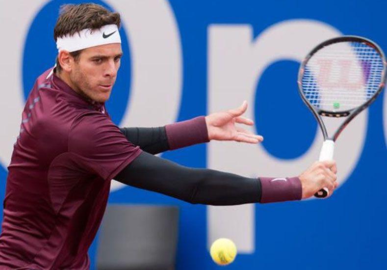 Del Potro cayó en cuartos de final del ATP de Munich