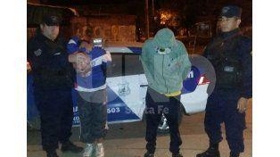 B° Las Flores: aprehendieron a dos jóvenes armados con un revólver 32 cargado de balas