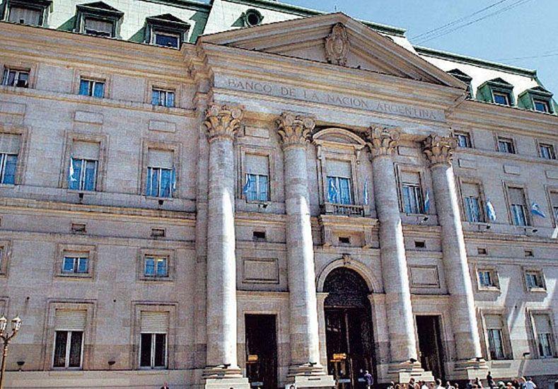 El Banco Nación dispuso beneficios extraordinarios para los afectados por las inundaciones