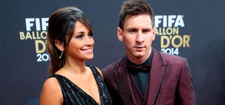 El romántico tatuaje que comparten Lionel Messi y Antonella Roccuzzo